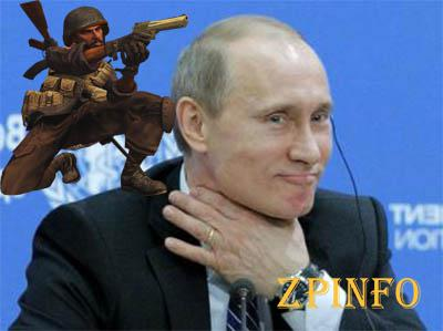 Про Путина, Донбасс и Украину