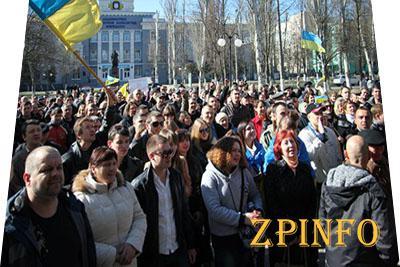 80 % украинцев против сепаратизма - опрос