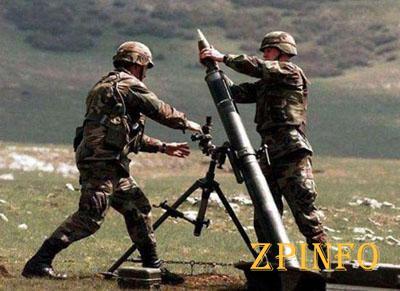 Противник продолжает обстрел украинских позиций