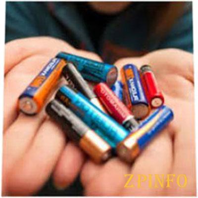 Пункт приема использованных батареек и аккумуляторов в мэрии