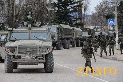 Путин утверждает, что 22 тысячи военных в Крыму - это самооборона
