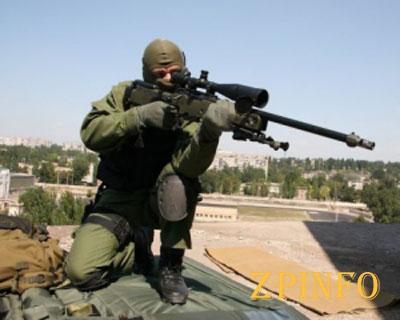 РФ отправила в Украину группу снайперов и партию меченых бюллетеней