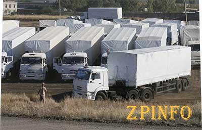 Россия готовит к отправке очередной гуманитарный груз
