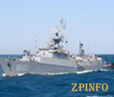 Россия возвращает Украине танкер и ракетный катер