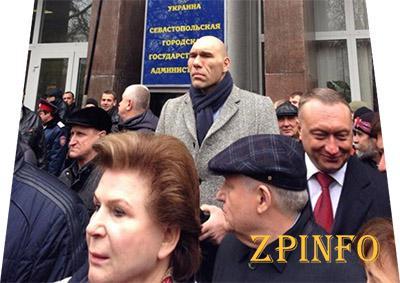 """Российские """"эксперты"""" будут разбираться с ситуацией в Крыму"""