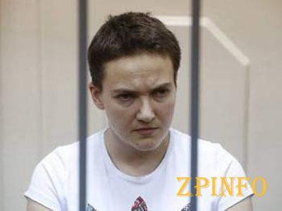 Савченко продлили содержание под стражей до 30 сентября (Видео)