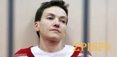 Савченко решила возобновить голодовку (Видео)