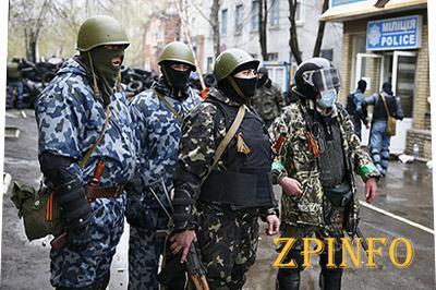 Сепаратисты заявляют, что милиционеры уже с ними