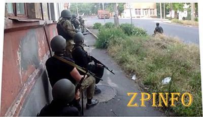 Силы АТО успешно зачищают Донбасс от террористов