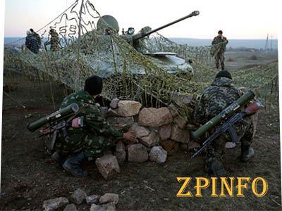 Ситуация на границе Украины накаляется