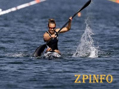 Спортсменка из Энергодара стала чемпионкой мира по гребле