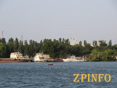 Стали известны подробности аварии на воде в Запорожье
