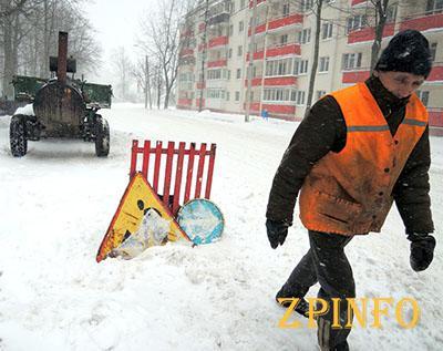 Стихия в Украине не думает отступать