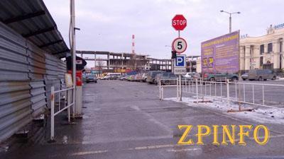 Стоянка на Запорожье-1 стала вновь бесплатной