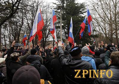 Страсти в Крыму не утихают
