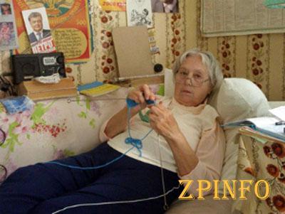Талисман запорожского Майдана с переломами находится в больнице