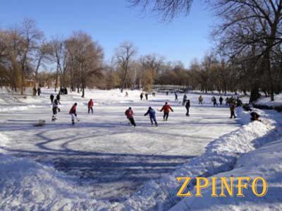 Теперь в Дубовке можно будет покататься на коньках