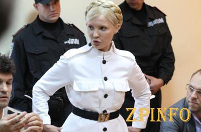 Тимошенко боятся везти в суд?