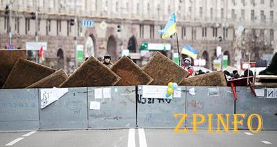 Транспортное сообщение Киева парализовано