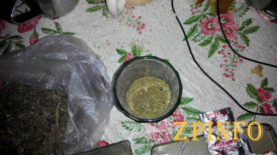 У 4 жителей Запорожской области изъяли наркотики на 2 миллиона гривен