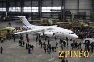 Украина производит самолеты без российских комплектующих