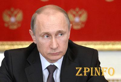 Украина ввела персональные санкции против Владимира Путина (Видео)