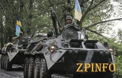 Украинская армия преуспевает в боевых действиях на Донбассе