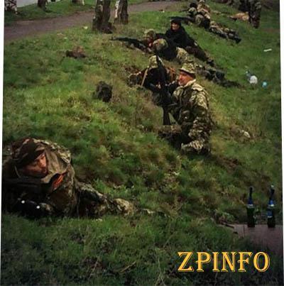 Украинские десантники попали в засаду возле Крамоторска