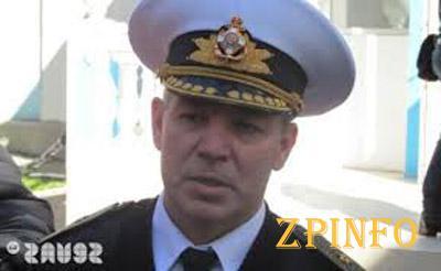 Украинские моряки действуют согласно инструкциям