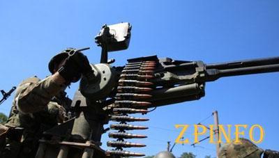 Украинским бойцам об отводе вооружения приказ не давали