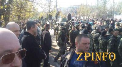 Украинскую военную технику захватили под Краматорском