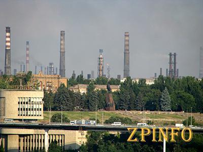 Уровень загрязнения в Запорожье впечатляет