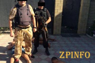 В Бердянске задержали преступников, которые похищали и убивали людей