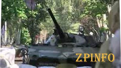 В боях под Славянском снова есть убитые