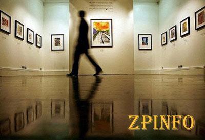 В День художника в Запорожье открылась выставка