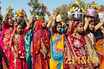 В «Дубовке» пройдет фестиваль индийской культуры