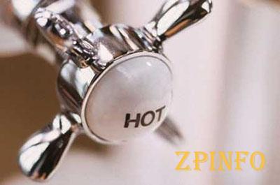 В двух районах Запорожья отключили горячую воду