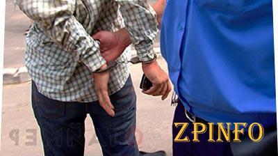 В Энергодаре вымогатель ворвался в квартиру милиционера