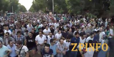 В Ереване вновь возобновились акции протеста