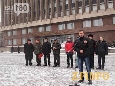 В городе будут бороться со всеми проявлениями сепаратизма