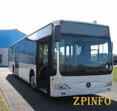 В Запорожье могут появиться автобусы из Германии