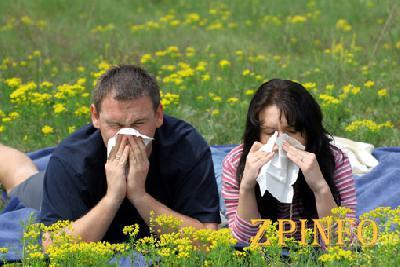 В июле запорожским аллергикам придётся несладко