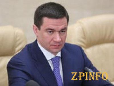 В Киеве создадут представительство Запорожской обалсти