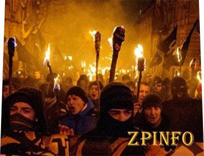 В Киеве тоже вчера было неспокойно
