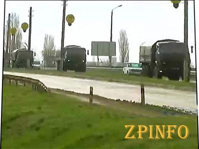 В Крыму готовятся к траурному митингу и свозят военную технику