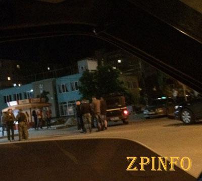 В Мелитополе ночью завязалась массовая драка со стрельбой