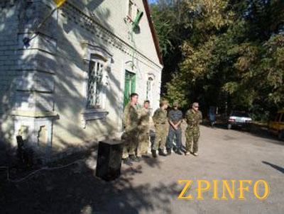 В Мелитополе появится центр реабилитации для бойцов АТО