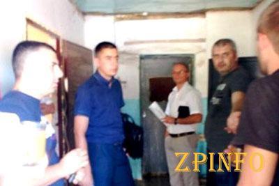 В Мелитополе проводят обыск в штабе Самообороны