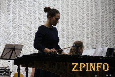 В Запорожском музучилище прошел грандиозный выпускной