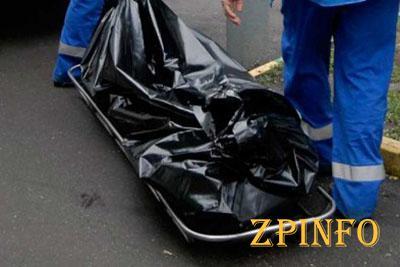 В парке Победы в Запорожье нашли труп мужчины
